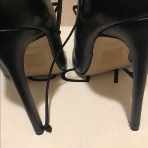 Aldo Shoes - Black lace heels 👠
